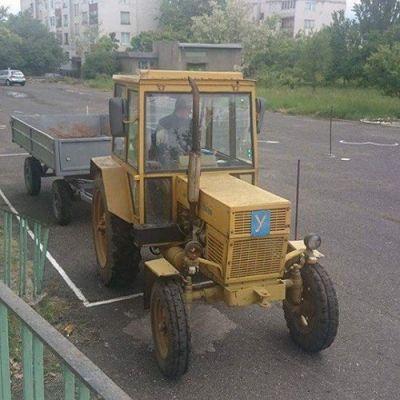 Механизация на селското стопанство - ПГ Руска Пеева - Джебел, Кърджали